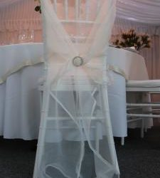 Linen->Chaircovers