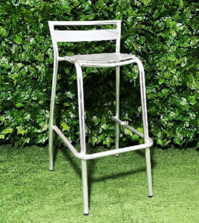 Aluminium-bar-stool-with-back-rest