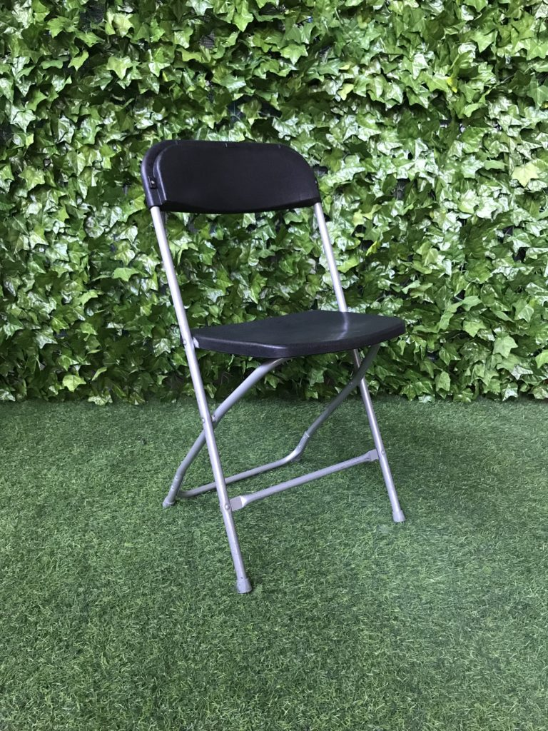 folding-chair-with-black-plastic-seat-and-back-rest-and-steel-frame