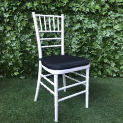 White-strong-pvc-plastic-chiavari-chair-with-black-cushion-for-the-seat