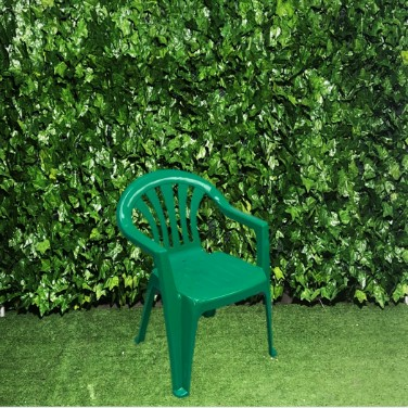 Childrens-kiddy-kids-green-bistro-plastic-small-chair-seat-stackable