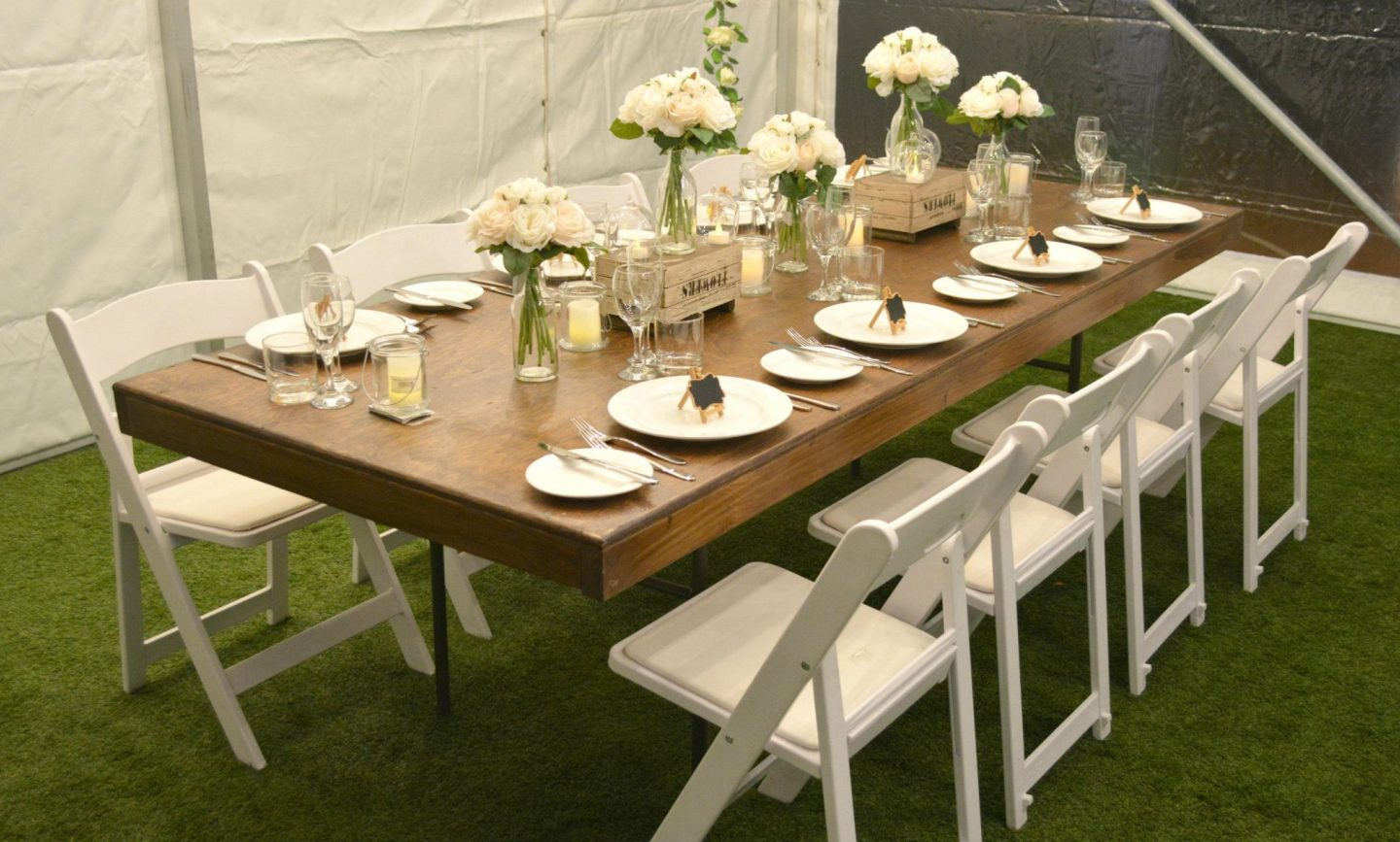 Details About Table Hire