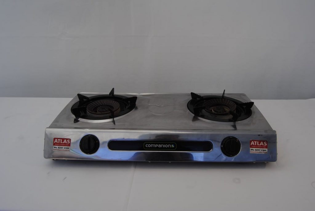 double gas burner party hire