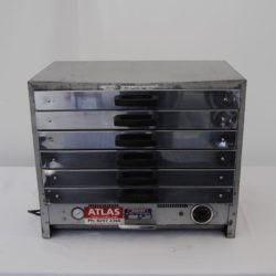 6 drawer pie warmer catering hire