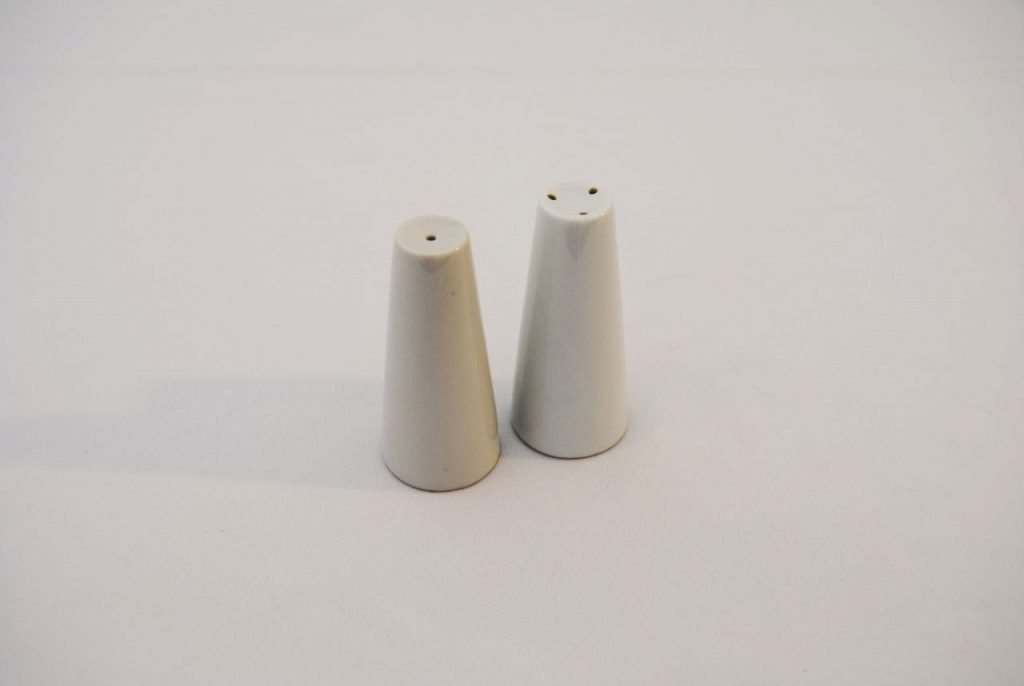 salt and pepper shakers hire