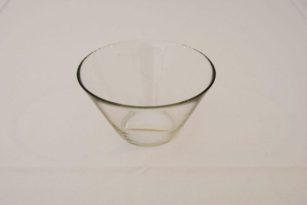 v shapes salad bowl party hire