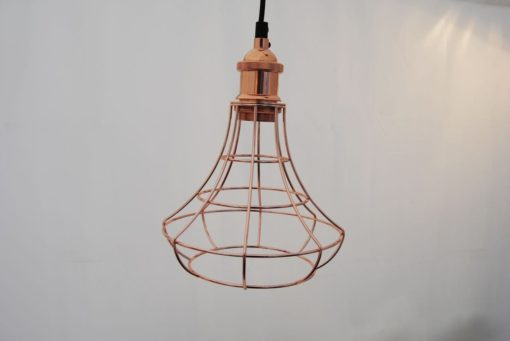 decorative pendant lights wedding hire