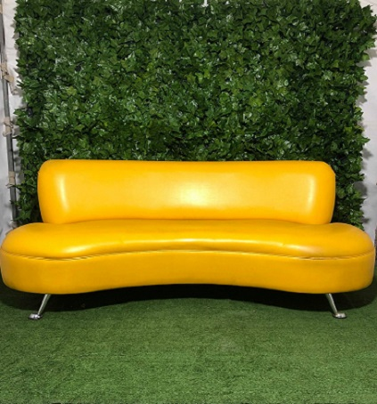 yellow-leather-retro-couch-lounge