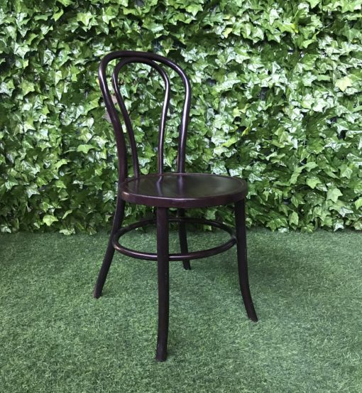 European-beech-timber-chair-in-a-darlk-walnut-stain-with-round-seat-and-bentwood-style-back