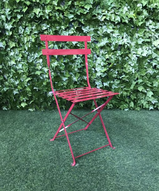 botanical-red-metal-powder-coated-steel-folding-slatted-outdoor-garden-chair