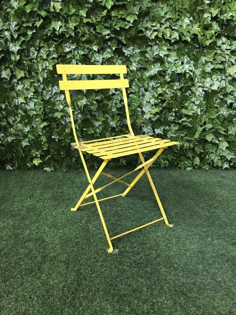 botanical-yellow-metal-powder-coated-steel-folding-slatted-outdoor-garden-chair