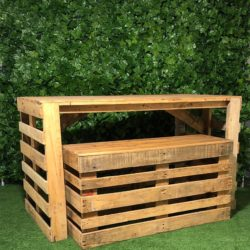 Pallet-wooden-bench-table-seats