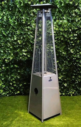 pyramid-gas-tall-stainless-steel-metal-grey-flame-heater-heating-and-cooling