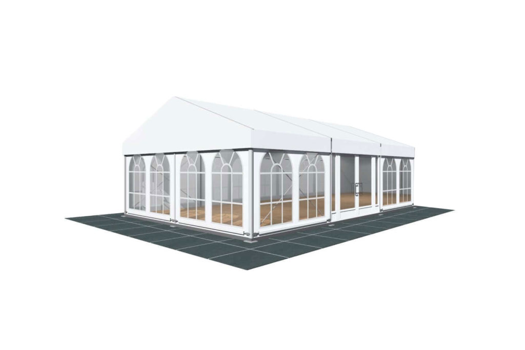 8m Span Pavilions