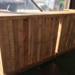 U-Shaped Pallet Bar