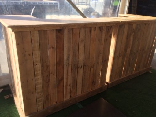 U-Shaped Pallet Bar