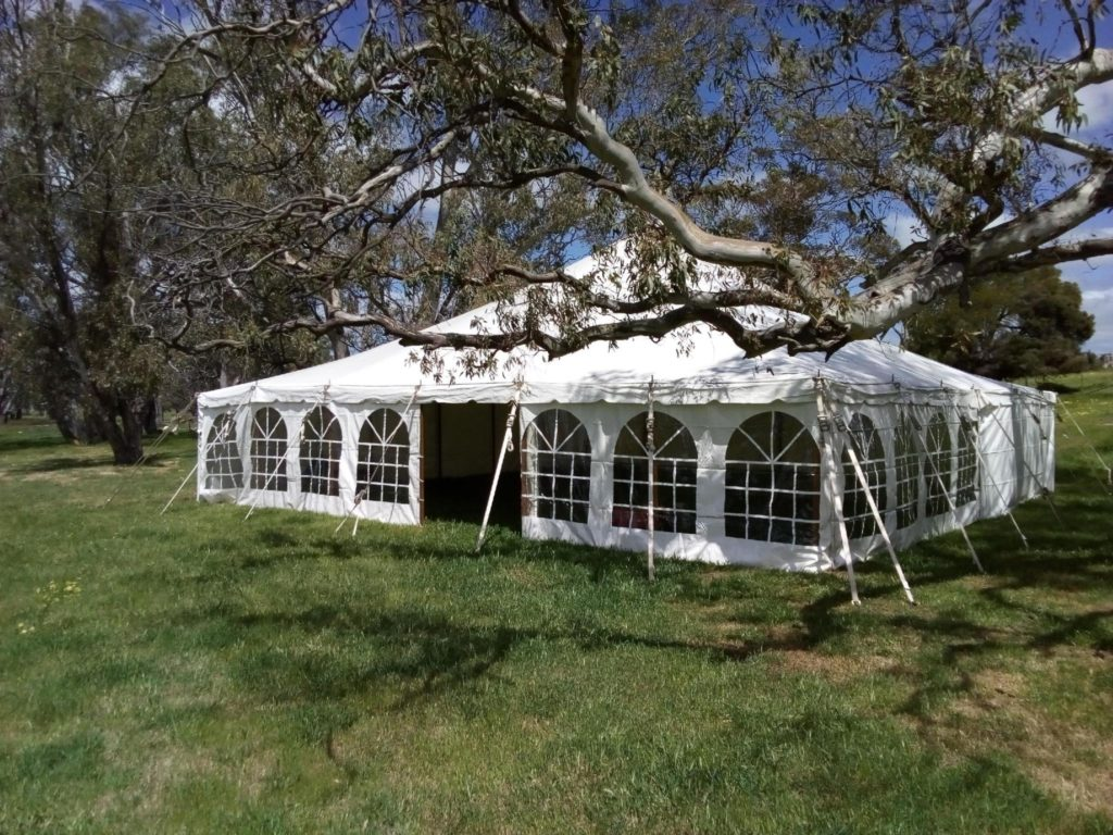 12m Span Marquees