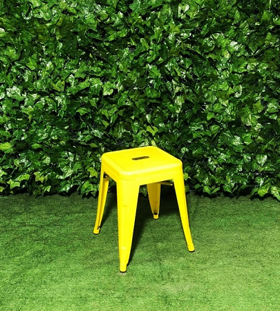 Small-Metal-Square-Tolix-Stool-Yellow-46cm