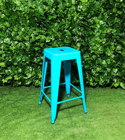 metal-tolix-stool-tall-66cm-aqua