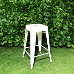 Tall-Metal-Square-White-Tolix-Stool-66cm