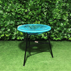 Alcapulco-wire-plastic-glass-top-metal-side-coffee-table-blue