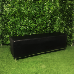 rectangular-black-leather-ottoman-bench-seating