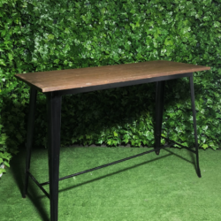 Metal-black-legs-stained-wooden-rectangular-top-tolix-tall-high-bar-table