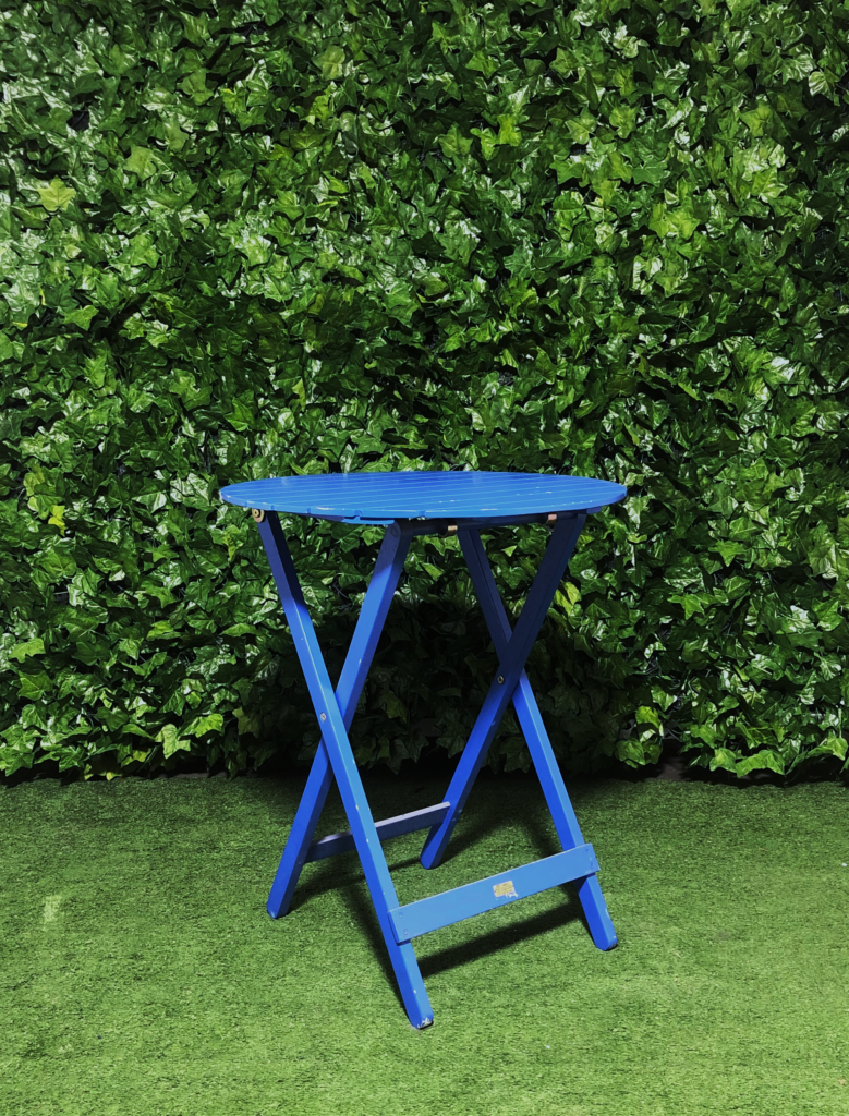 round-timber-outdoor-blue-slatted-a-frame-cafe-table