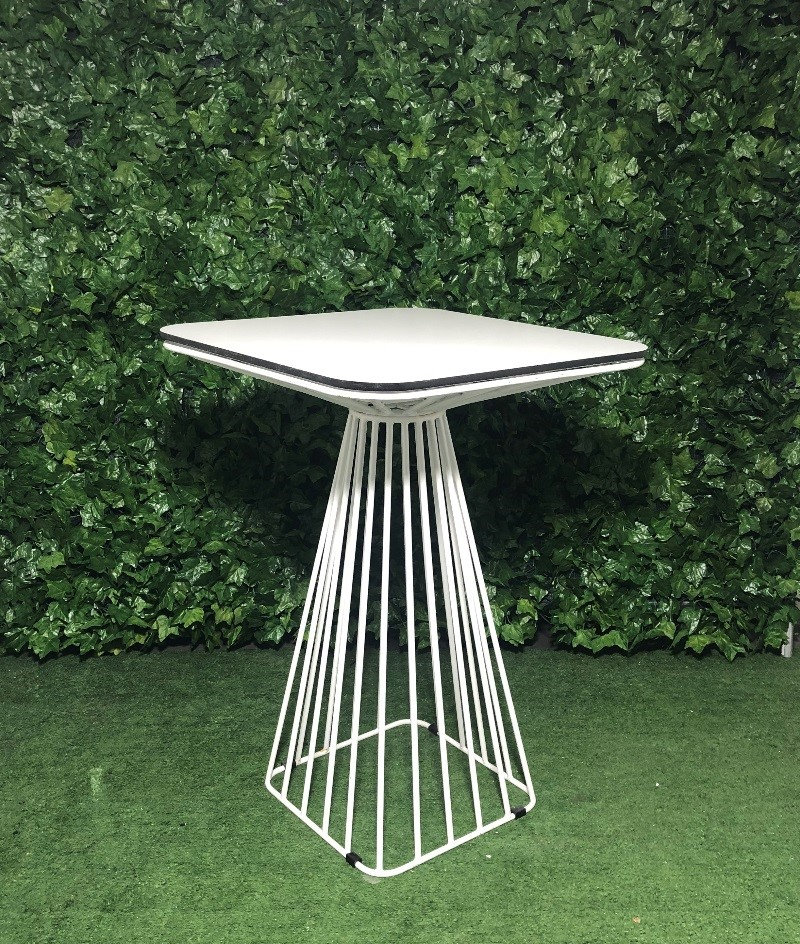 wire-frame-solid-white-square-top-bar-table