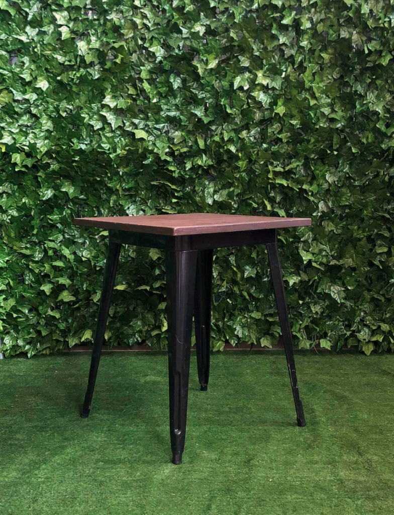 black-metal-leg-square-wooden-top-cafe-tolix-table-indoor-outdoor