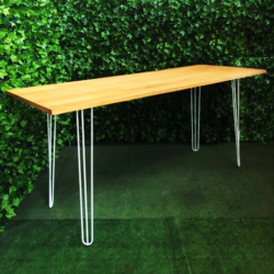 wooden-rectangular-long-top-white-metal-hairpin-legs-high-bar-table-seating-and-standing