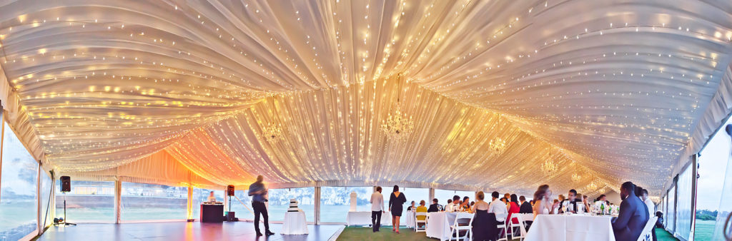 marquees-and-pavilions-with-roof-lining-and-bud-lighting