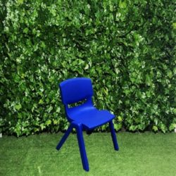 plastic-kid-kiddy-childrens-small-chair-ages-0-7-coloured-blue