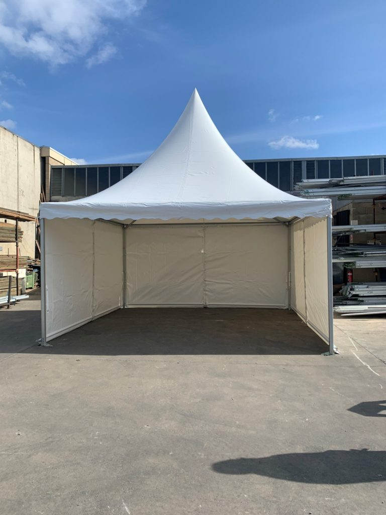 5m-by-5m-pagoda-set-up-in-the-warehouse-different-to-marquees-and-pavilions