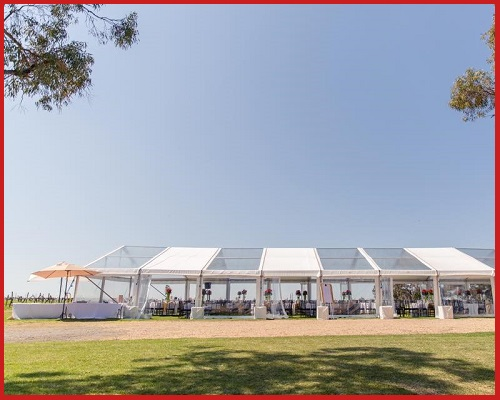 10m-x-21m-pavilions-and-marquees-with-alternating-solid-white-vinyl-and-clear-vinyl-roof-sections