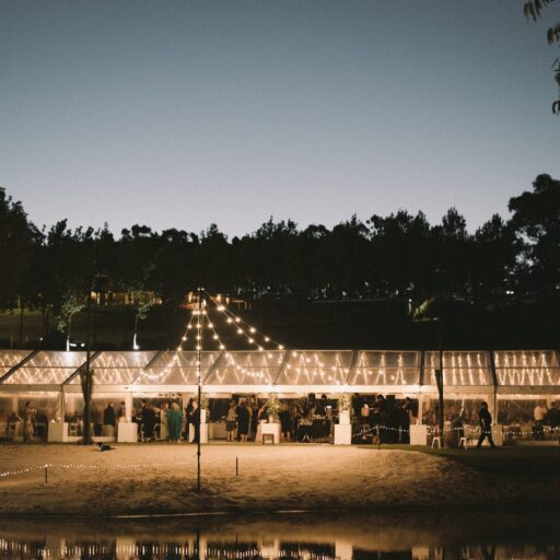 10m-x-30m-clear-pavilion-with-festoon-lights-for-the-Toop-wedding-2018