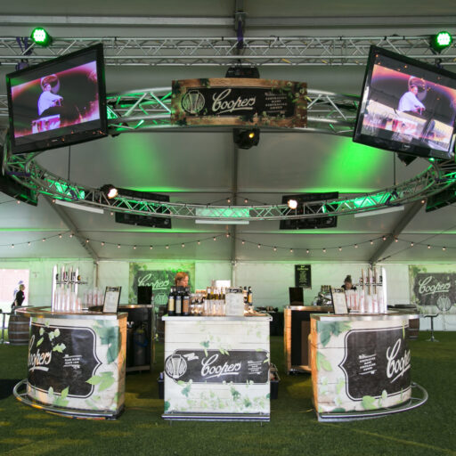 round-circle-360-degree-bar-with-coopers-signage-and-televisions