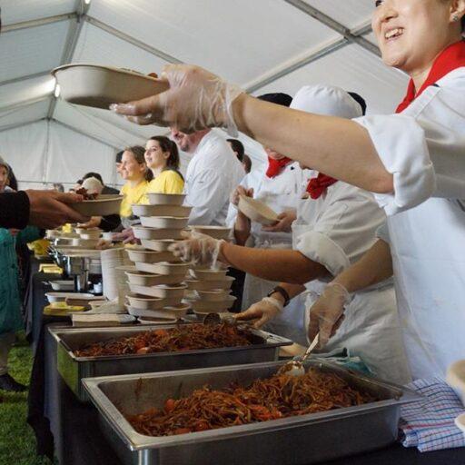 2017 Ozharvest - Catering Pavilion (2)