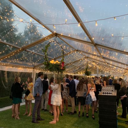 6mx18m-Clear-Pavilon-with-Fairy-Lighting-for-a-Birthday