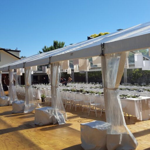 Wedding-10m-x-21m-Clear-Pavilion-with-14.4-x-28.8m-Feast-Watson-Floor