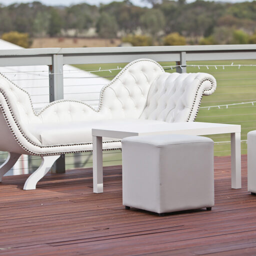 White-Barouque-Lounge-White-Square-Ottomans-and-White-Coffee-Table