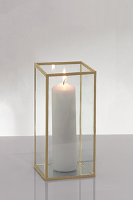 gold-frame-rectangular-glass-panel-candle-box-10cm-x-10cm-x-22cm