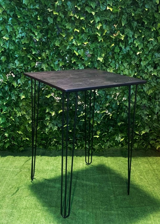 black-metal-hair-pin-legs-with-square-black-wood-grain-look-80cm-by-80cm-top-high-bar-table