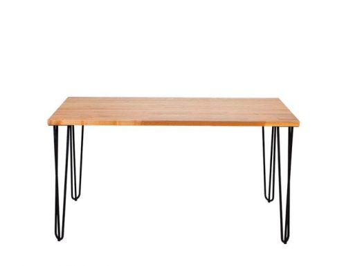 black-hairpin-bench-table-with-hairpin-legs-and-wooden-top