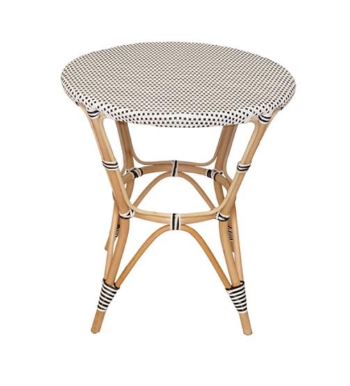 Parisian café table